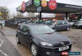 Classic 2010 VOLKSWAGEN GOLF GT TDI 140 S-A BLACK  for Sale
