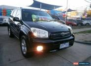2003 Toyota RAV4 ACA23R Cruiser (4x4) Black Automatic 4sp A Wagon for Sale