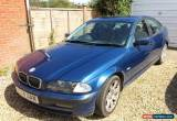 Classic 2001 BMW 318I SE BLUE for Sale