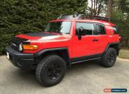 Toyota: FJ Cruiser Trail Teams for Sale