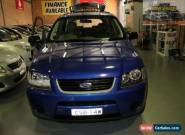 2007 Ford Territory SY SR Blue Automatic 4sp A Wagon for Sale