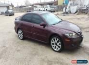 Mazda: Mazda6 GT for Sale