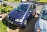 Classic Ford Galaxy Ghia 2.0 Blue, Genuine Low Miliage for Sale