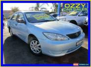 2005 Toyota Camry ACV36R Upgrade Altise Blue Manual 5sp M Sedan for Sale