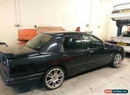**DEPOSIT TAKEN**SIERRA COSWORTH 4X4  1992 72K MILES EBONY BLACK GOOD PROJECT for Sale