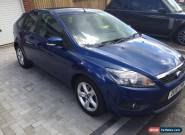 2010 FORD FOCUS ZETEC 100 BLUE, Full Service History , No problems or faults for Sale