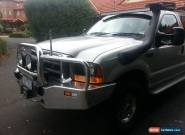Ford F250 2004 7.3lt Turbo Diesel Crew Cab 4x4 with 4 speed Auto for Sale
