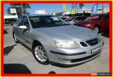 Classic 2003 Saab 9-3 440 MY2003 Arc Sport Silver Automatic 5sp A Sedan for Sale