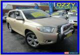 Classic 2008 Toyota Kluger GSU45R KX-S (4x4) Champagne Automatic 5sp A Wagon for Sale
