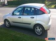 Ford Focus 1.8 Zetec 5dr Hatch for Sale