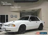 1992 Ford Mustang 2dr Coupe for Sale