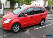 FORD S MAX DIESEL for Sale