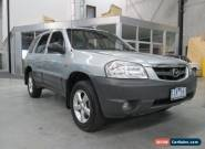2005 Mazda Tribute Classic Silver Automatic 4sp A Wagon for Sale