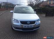 SILVER VOLKSWAGEN 1.9 TDI SE DIESEL 2008 MUST C for Sale