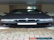 2001 BMW 525i M Sport Manual FOR SALE for Sale
