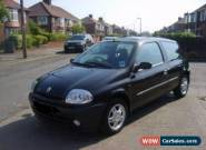 2001 RENAULT CLIO SPORT 16V BLACK offers  for Sale