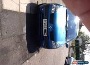 2003 RENAULT CLIO DYNAMIQUE 16V BLUE for Sale