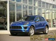 Porsche: PORSCHE MACAN S MACAN S for Sale