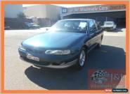 1997 Holden Calais VSII Blue Automatic 4sp A Sedan for Sale