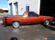 1984 Dodge Other Pickups prospector for Sale