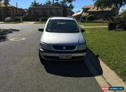 Holden Zafira Z22SE for Sale