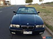 BMW 328I HIGHLINE CONVERTIBLE........ for Sale