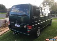 Vw transporter caravelle 1998 for Sale