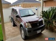 holden rodeo 2006 crewcab  ra lx 4wd for Sale