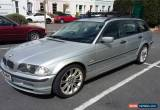 Classic 2001 BMW 320 D SE TOURING SILVER for Sale