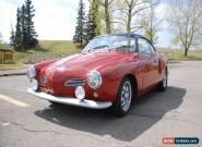Volkswagen: Karmann Ghia Cal Look for Sale