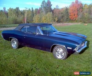 Classic 1968 Chevrolet Chevelle for Sale