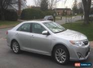 Toyota: Camry Hybrid for Sale