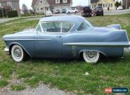 1957 Cadillac Serie 62 coupe for Sale