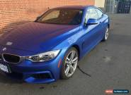 2014 BMW 4-Series xDrive M Sports Package 1 & 2  for Sale