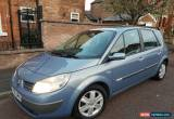 Classic 2005 RENAULT SCENIC DYNAMIQUE 16V Automatic for Sale