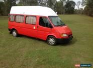 Ford Transit (2000) Turbo Diesel Auto Camper Van for Sale