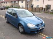 Volkswagen Golf 1.6 FSI automatic for Sale