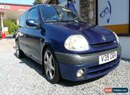 Clio Rsi Mk2 110bhp 1.6 , Spares or repairs for Sale