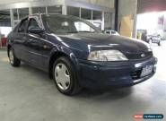 2000 Ford Laser KN GLXi Blue Automatic 4sp A Sedan for Sale