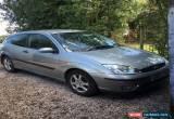 Classic Ford Focus Zetec 1.6 Petrol  Spares or repair for Sale