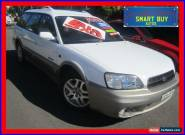 2000 Subaru Outback MY00 Limited White Manual 5sp M Wagon for Sale