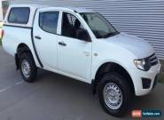 2010 Triton 4X4 on NO FUSS FINANCE for ABN HOLDERS  for Sale