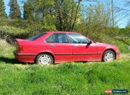 BMW E36 316i for spares or repair for Sale