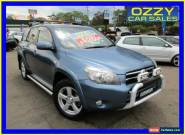 2008 Toyota RAV4 GSA33R ZR6 Blue Automatic 5sp A Wagon for Sale