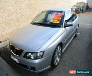 Classic 2003 Holden Calais VY Silver Automatic 4sp A Sedan for Sale