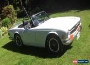 Triumph: TR-6 for Sale
