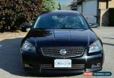 Classic Nissan: Altima SE-R for Sale