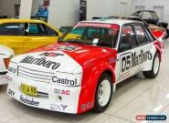 1985 Holden Commodore VK SL White Manual 4sp M Sedan for Sale