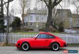 Classic 1988 Porsche 911 for Sale