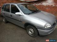 2000 VAUXHALL CORSA 1.2 CLUB 16V Spare or Repair Project MOT Failure for Sale